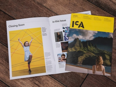 ICA Quarterly Magazine