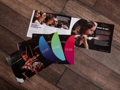 Handel & Haydn Society Season Brochure