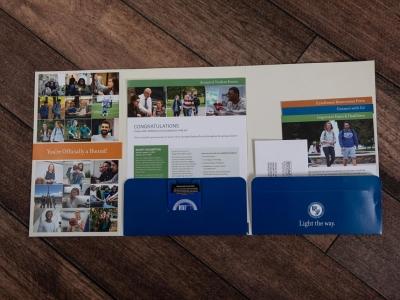 Assumption College Acceptance Kit