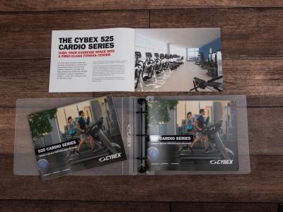 Cybex Catalog & Binder