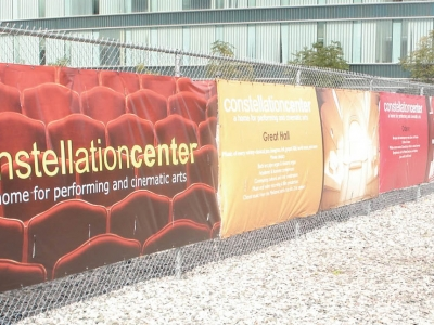 Constellation Center Outdoor Banners