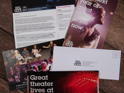 American Repertory Theater Season Mailing