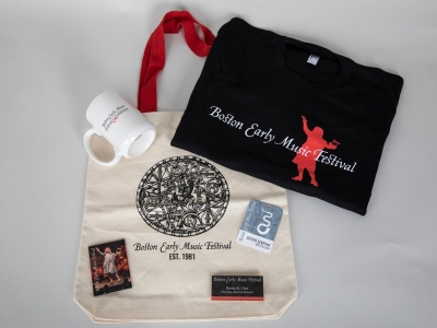 Boston Early Music Festival Merchandise